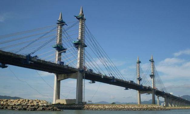 jambatan P.PINANG