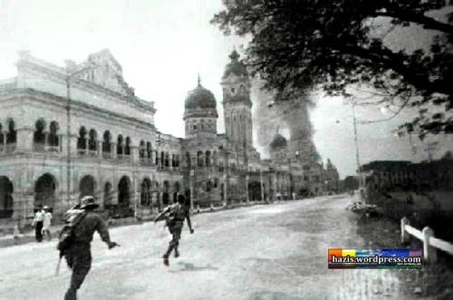 Tak pasti macam bangunan sultan abd samad_dataran merdeka